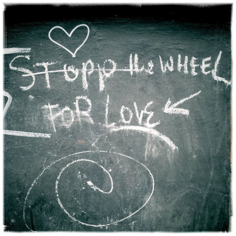 the wheel of love