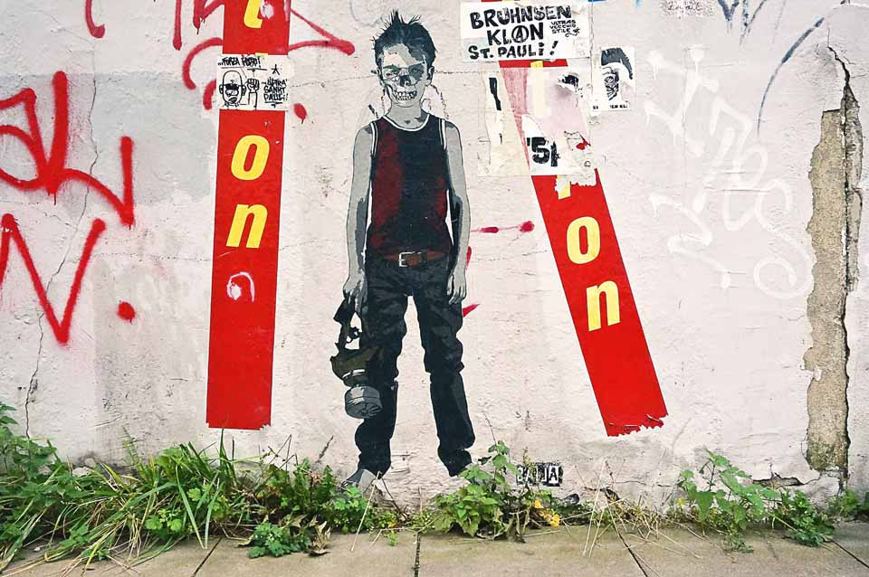 Alias Street Art