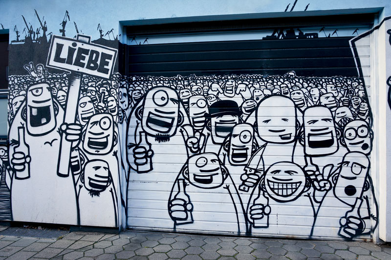 Street Art Rebelzer